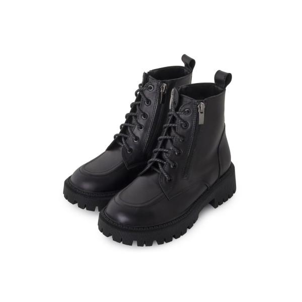Ботинки женские Tomfrie MS 24400 черный