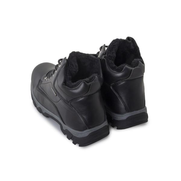 Ботинки мужские Без ТМ MS 24401 черный
