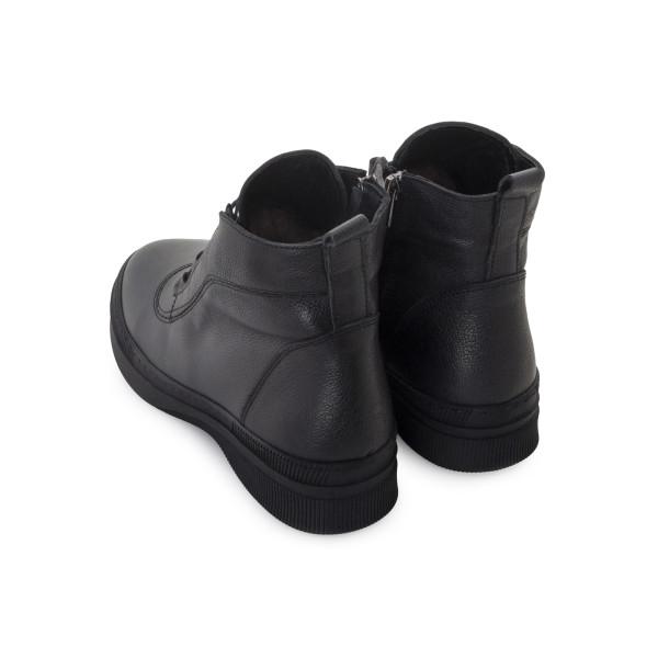 Черевики жіночі Brenda чорний 24502