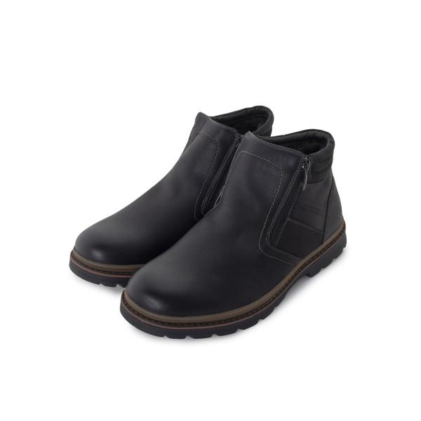 Черевики чоловічі Stylen Gard чорний 24405