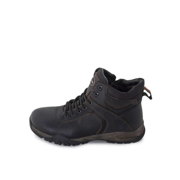Ботинки мужские Stylen Gard MS 24408 черный