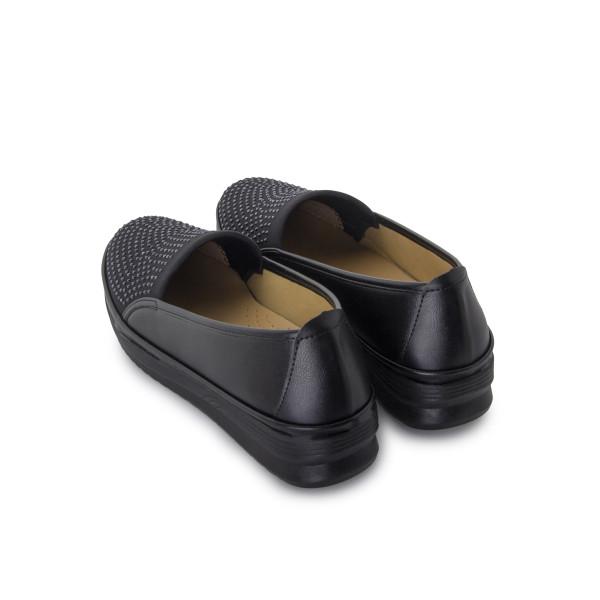 Туфли женские KADIF EKICI MS 24352 черный