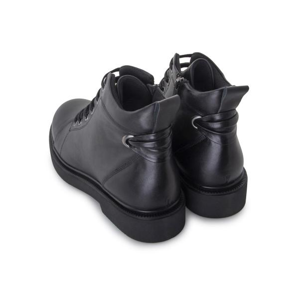 Черевики жіночі VEDAT ASKIN чорний 24353