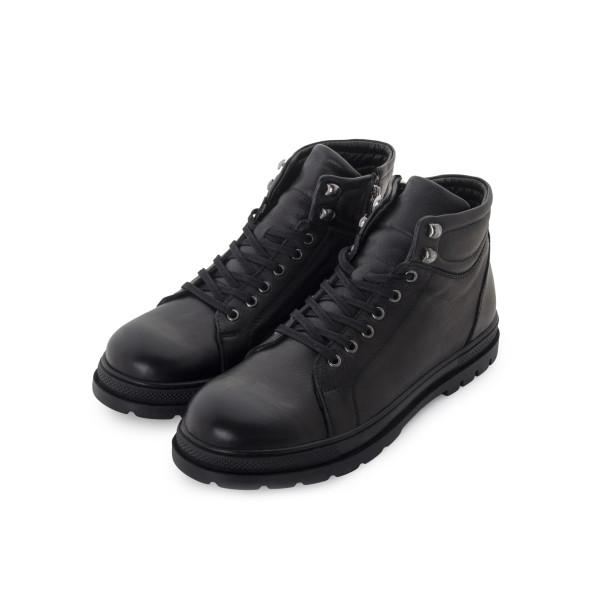 Ботинки мужские Brenda MS 24507 черный