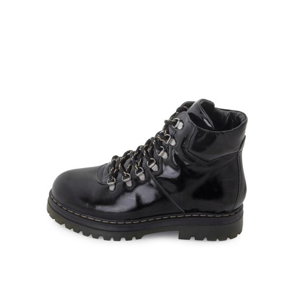 Ботинки женские Brenda MS 24509 черный