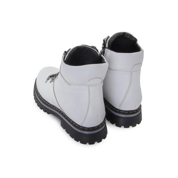 Ботинки женские Brenda MS 24511 белый
