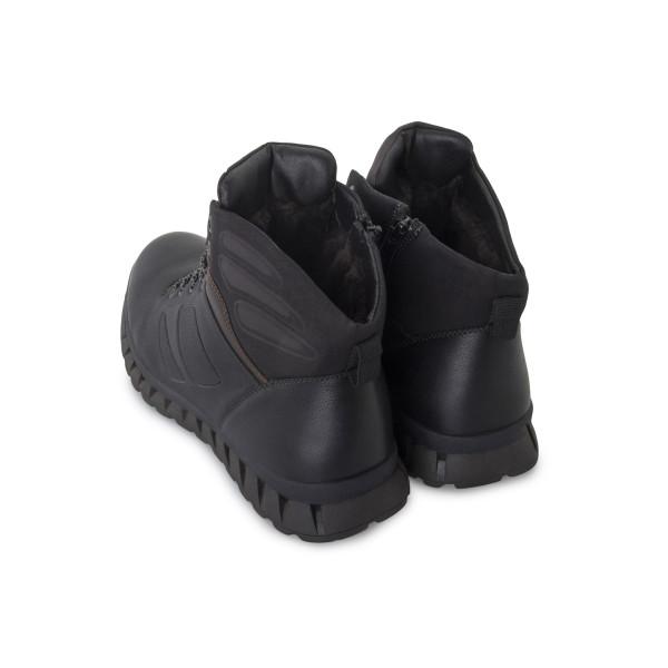 Черевики чоловічі Stylen Gard чорний 24410