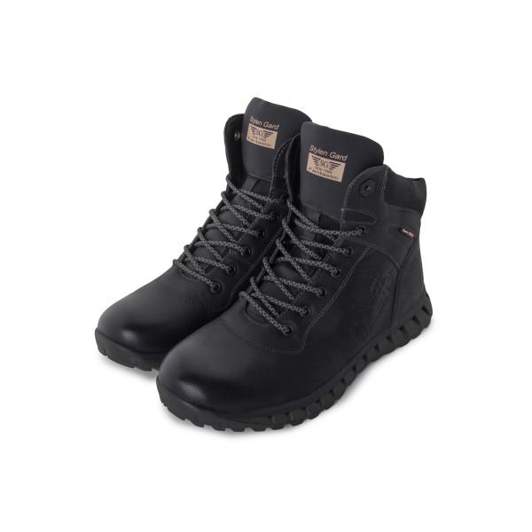 Черевики чоловічі Stylen Gard чорний 24411