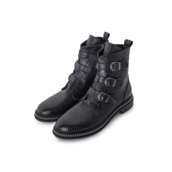 Черевики жіночі VEDAT ASKIN чорний 24355