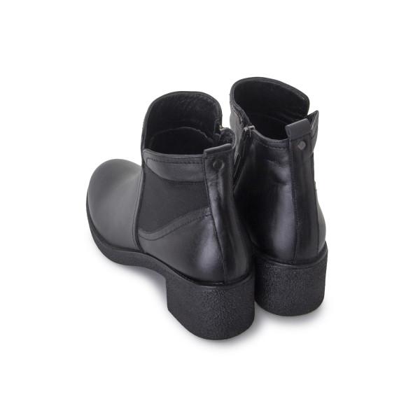 Черевики жіночі VEDAT ASKIN чорний 24356
