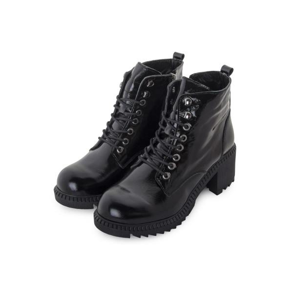 Ботинки женские Brenda MS 24513 черный