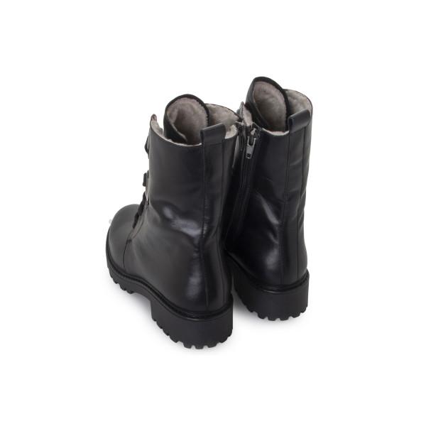 Ботинки женские Tomfrie MS 24515 черный