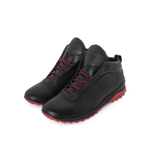 Ботинки мужские Level MS 24516 черный
