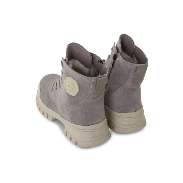 Ботинки женские Без ТМ MS 24518 бежевый
