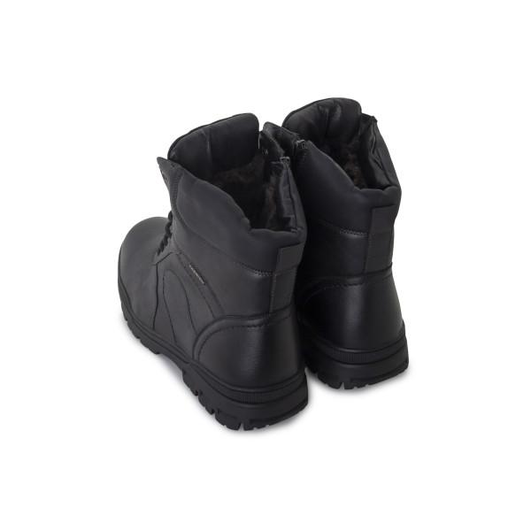 Черевики чоловічі Stylen Gard чорний 24415