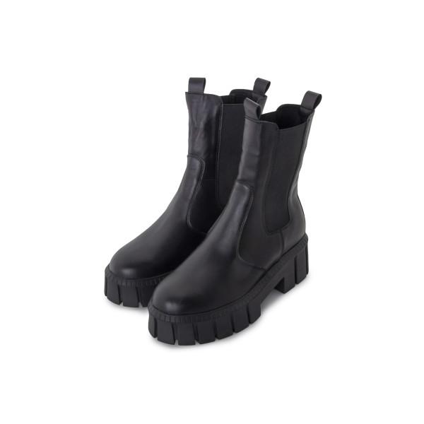 Ботинки женские Tomfrie MS 24416 черный