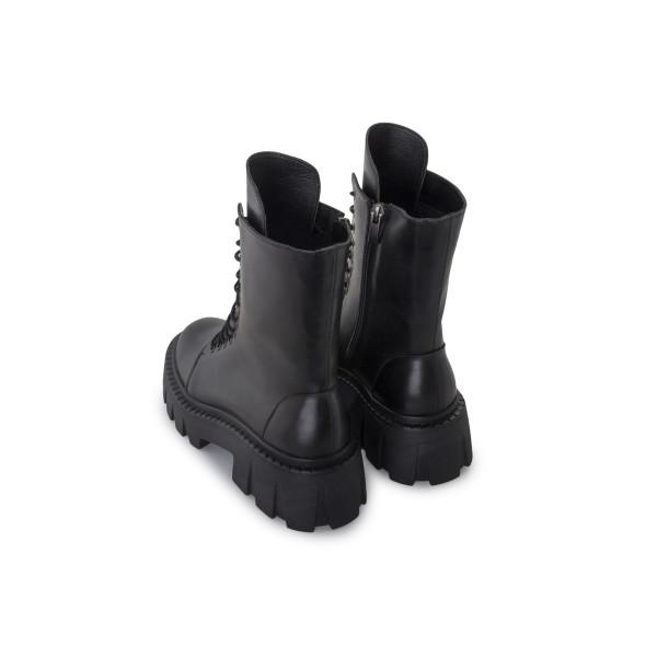 Ботинки женские Twenty Two MS 24418 черный