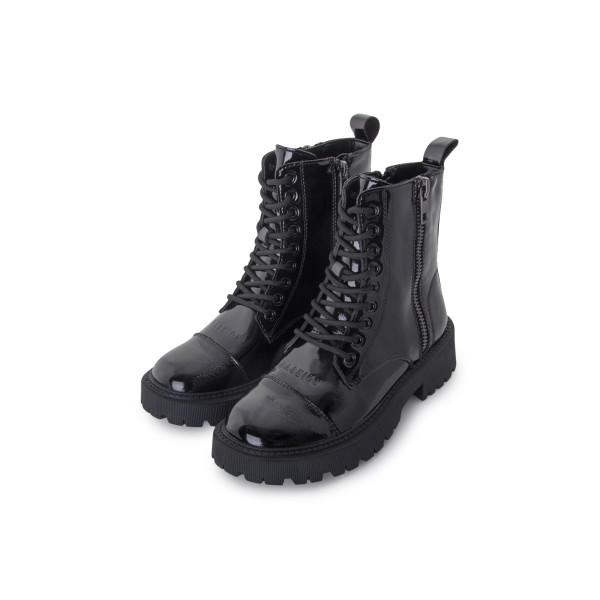 Ботинки женские IT TS MS 24358 черный