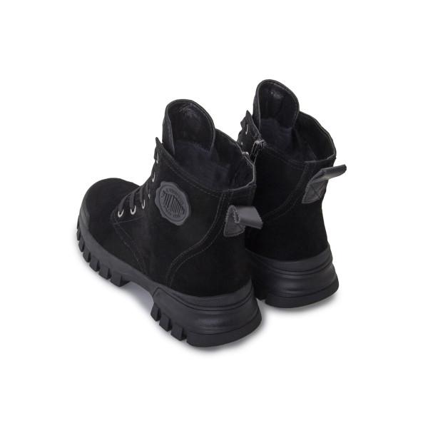 Ботинки женские Без ТМ MS 24519 черный