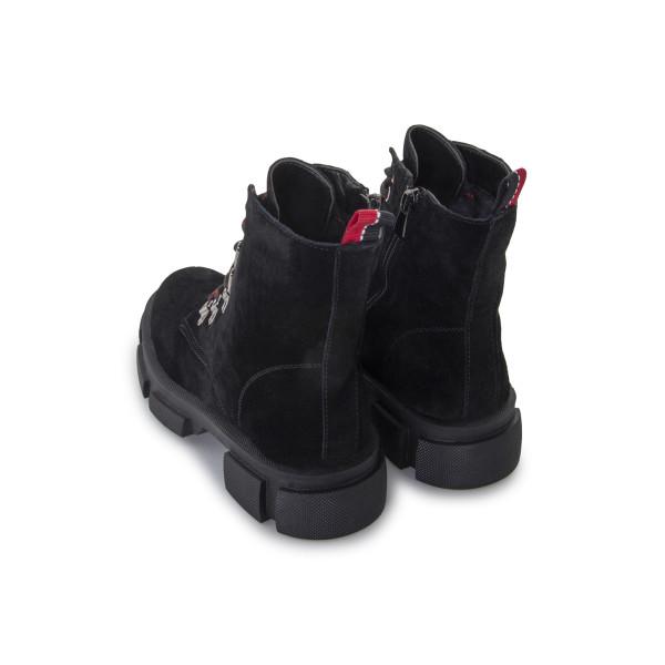 Ботинки женские IT TS MS 24529 черный