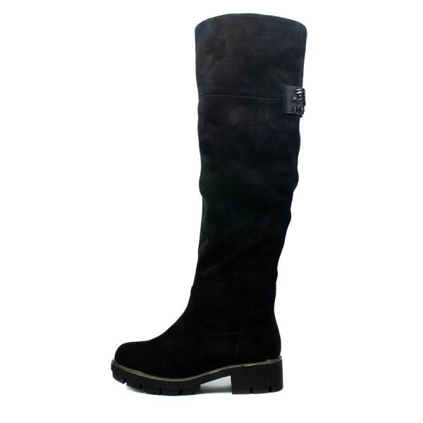 Сапоги зимние женские Anna Lucci X1335-1 черные