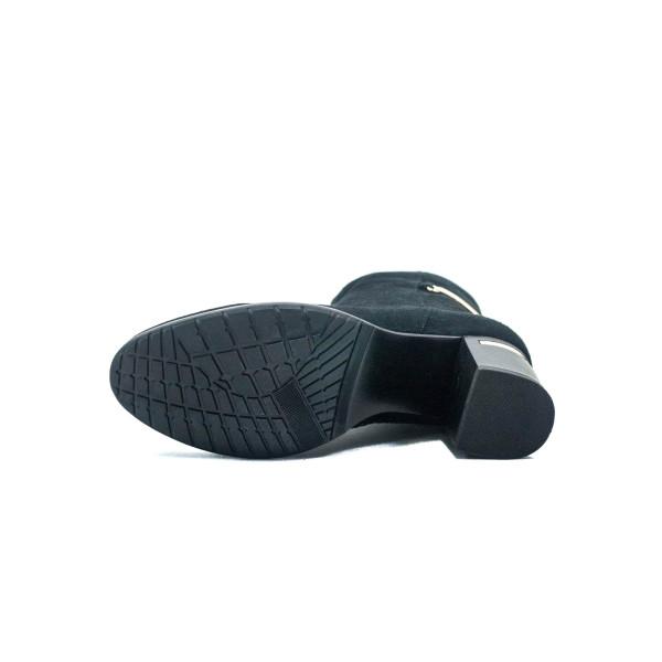 Черевики демісезон жіночі Fiore чорний 24539