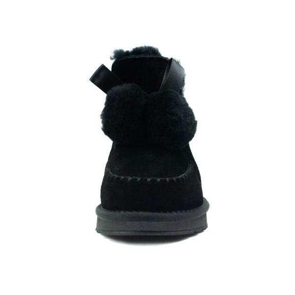 Уггі жіночі Lonza чорний 24451