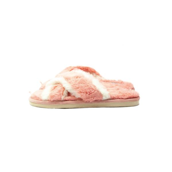 Тапочки комнатные женские Home Story 211035-E розовые